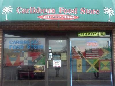 Caribbean Food Store