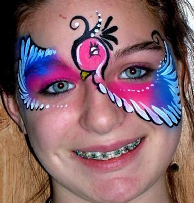 Carissa Christian Face Painting