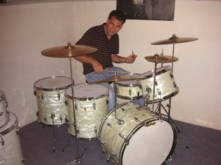 Carl Arena - Drummer, Percussionist