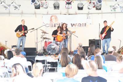 Carlie Wall Band