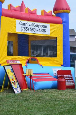Carnival Guy Party Rentals