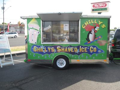 Chillys Shaved Ice Co. LLC