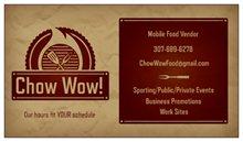 Chow Wow!