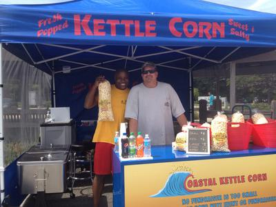 Coastal Kettle Corn