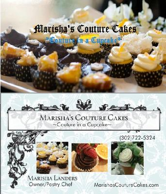 Couture Cupcakes and Cakes