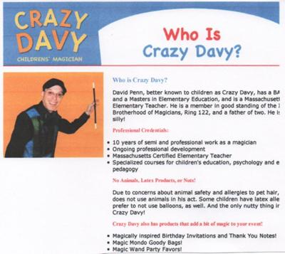 Crazy Davy