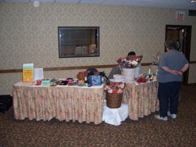 Small vendor event Nashua, NH.