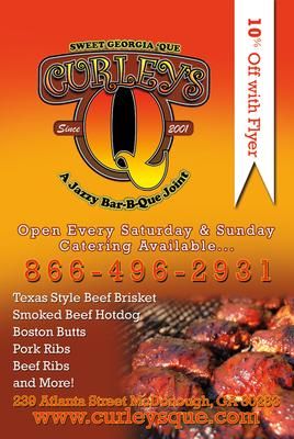Curley's Que & Company