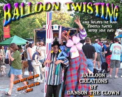 Danson the Clown