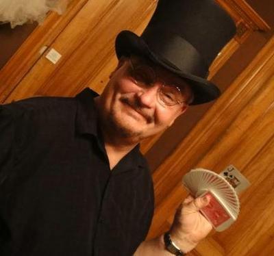 Dave Elstun, Magician