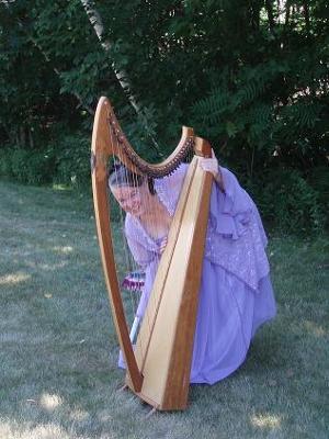 Enjoy the magic of the harp!