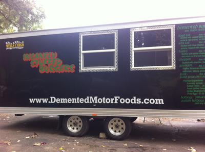 Demented Motor Foods