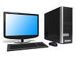 Desktop Computer Model