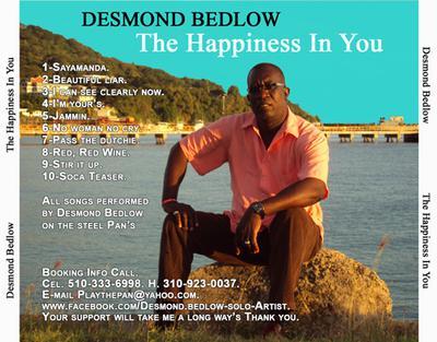 Desmond Bedlow