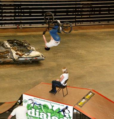 Dialed Action Sports Team's BMX Stunt Shows