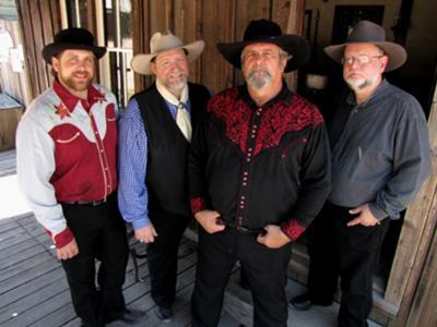 Chip, Jim, Stu and Steve