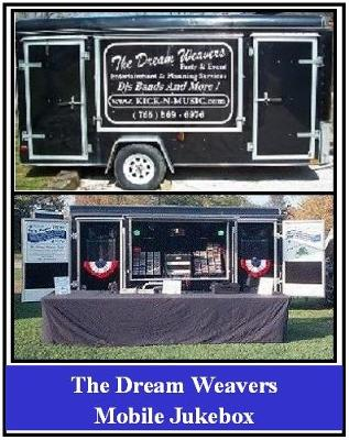 The Dream Weavers Mobile Jukebox