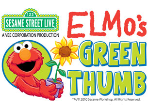 Elmo's Green Thumb Tickets