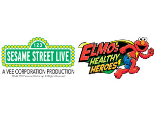 Elmo's Healthy Heroes Tickets