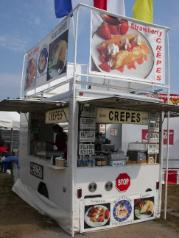 Concession Trailer For Hire