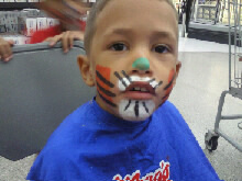 Facepainting By Cindy