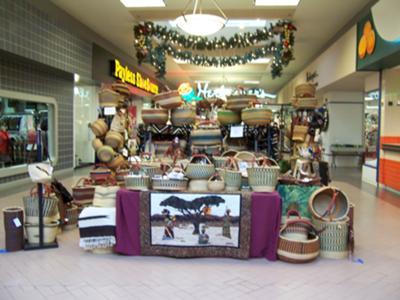 Christmas at Kalispell Center Mall