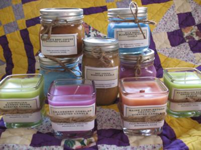 Four Seasons Candle Co.