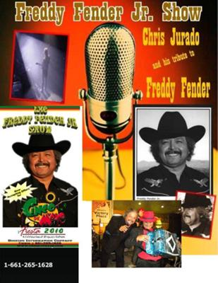 Freddy Fender, Jr. Show