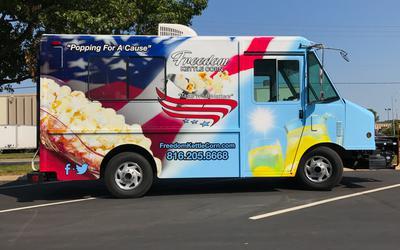 Freedom Kettle Corn Food Truck