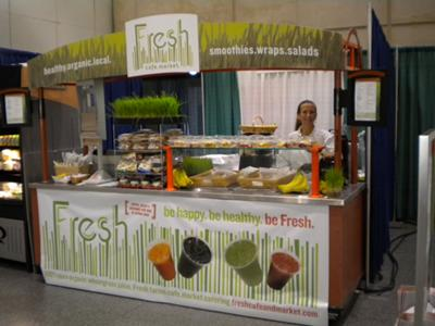 Natural Living Show - Des Moines, Iowa Convention Center
