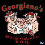 We are Georgieno's.