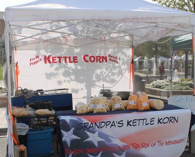 Grandpa's Kettle Korn