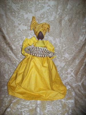 Gullah Dolls of Charleston by Genya