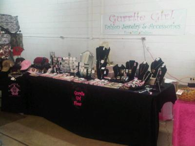 Gurrlie Girl Indoor Display