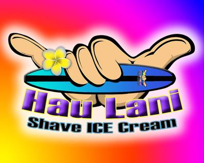 Hau Lani Shave Ice Cream