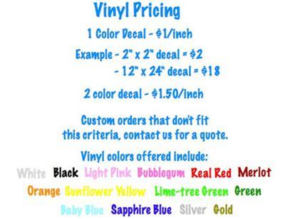 Haugen Photography Vinyl Designs Vinyl Decals Vinyl Home - Vinyl decal pricing