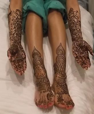 Henna tattoo Philadelphia.