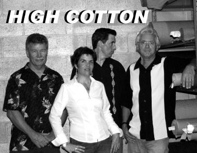 HIGH COTTON Band Members