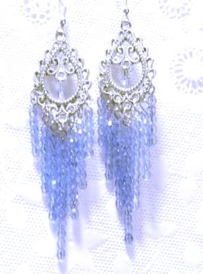 Hollywoodcatfight Chandelier Earrings