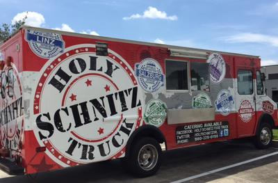 Holy Schnitz Food Truck