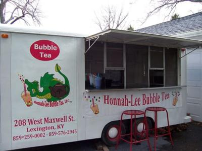 Honnah Lee Bubble Tea