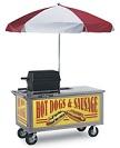 Hot Dog Cart Vendor Insurance