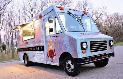 Hunger Paynes Food Truck