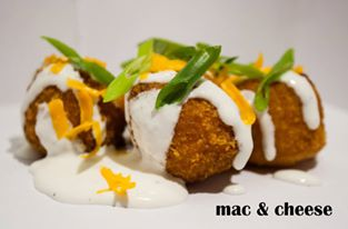 Smoked Gouda Mac and Cheese Croquettes