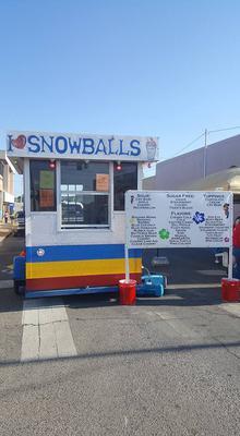 I Love Snowballs