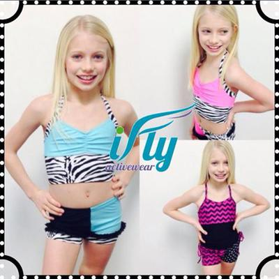 Some of our dance wear sets.