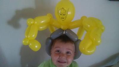 Imagination Balloon Creation