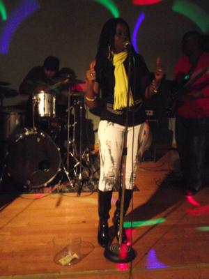 Jackie McCraven and The System Band