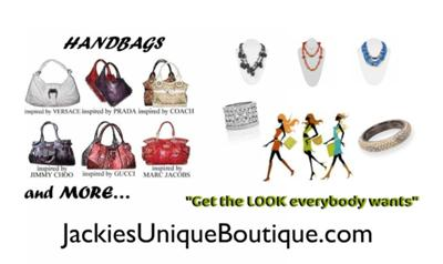 Jackie's Unique Boutique