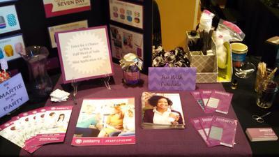 Vendor Event Table.